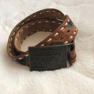 Vintage Levi Belt